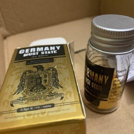 德國必邦1